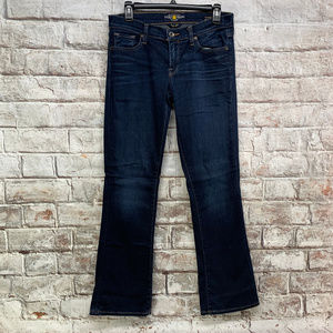 Lucky Brand Charlie Baby Bootcut Jeans 28x31.5